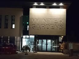 winter gardens near completion joyner group