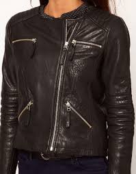 whistles molly bubble jacket in black lyst