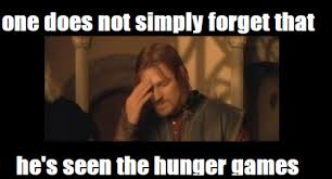 Hunger Games Funny Memes - ones does not simply meme hunger games meme welcome to district