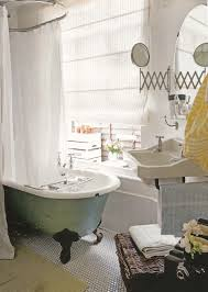 Vintage Bathroom Accessories Magnificent Pictures And Ideas Of Vintage Bathroom Floor Tile Ideas