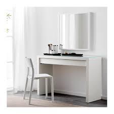 Makeup Table Malm Dressing Table White Ikea