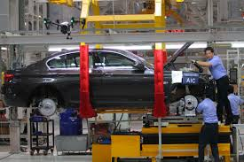 bmw manufacturing plant in india bmw announces 50 localisation on its cars at chennai plant