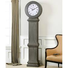 Uttermost Clocks Uttermost Chouteau Floor Clock 724 Liked On Polyvore