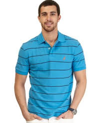 nautica zip placket polo polos men macy u0027s