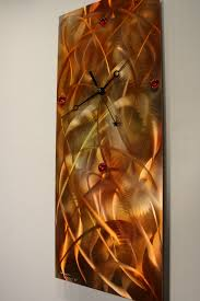 wilmos kovacs modern art decor metal wall sculpture painting