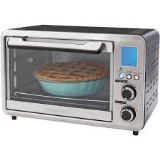 Toaster Oven Settings Fw Digital Toaster Walmart Com