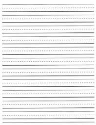 printable lined paper grade 2 lined writing paper for kids writing paper penmanship and sentences