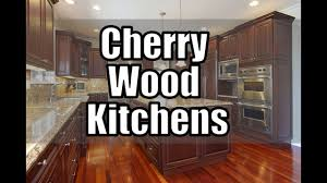 a cherry wood kitchen cabinet 2021 cherry wood cabinets and durability for every