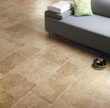 porcelain tile floor we can not do wood flooring or
