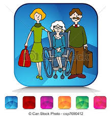 start button clipart cliparthut free clipart moving senior to nursing home mosaic crystal set vector