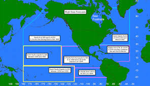 map world seas what are high seas forecasts