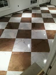 Decorative Concrete Kingdom K State Purple And Pearl Metallic Epoxy Floor In An Office Yelp