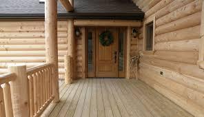 providing all types of logs sidings half log sidings etc