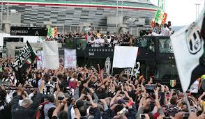 ingressi juventus stadium festa scudetto juventus 2014 foto live da torino con il pullmann
