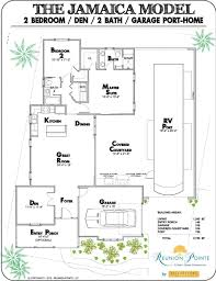 jamaica house plans escortsea reunion pointe floor plan high home