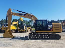 reliable construction equipment rental louisiana cat
