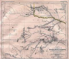 Caprock Canyon State Park Map by Texas Orientation