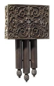 Exterior Door Bells Teiber Ca3 Rc Designer Carved Westminster Door Chime Cm Ca3 Rc