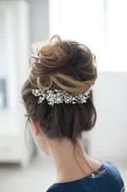 bridal hairstyle photos 486 best wedding hair styles images on pinterest wedding hair
