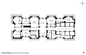 see the floor plans for vince vaughn u0027s huge triplex penthouse