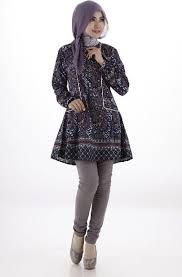 desain baju batik untuk acara resmi 27 model baju batik atasan paling ngetren dan modis model baju