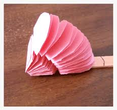 how to make a paper fan crinkle fans madebyhannah