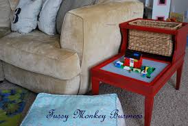 Lego Table With Storage For Older Kids Fussy Monkey Business Lego Table