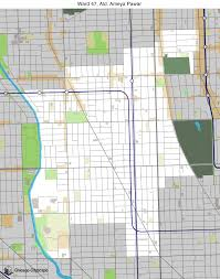 40th ward chicago map map of building projects properties and businesses in 47th ward