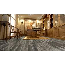 master design gray random width laminate flooring