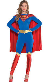 Superhero Halloween Costumes Girls Womens Superhero Costumes Superhero Costume Ideas Party