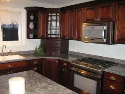 staining kitchen cabinets a darker color u2014 home design blog how