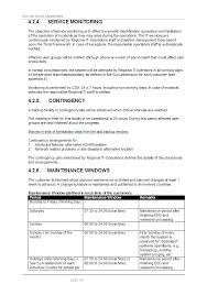 the outsourcing toolkit sla sample page 1