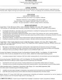 Computer Science Internship Resume Sample by Example Student Internship Resume Template Pdf Resume For