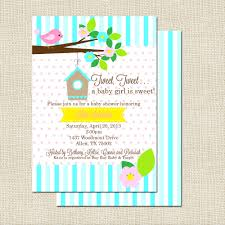 design online baby shower invitations