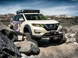 Nissan Rogue Off Road - nissan rogue trail warrior project concept 2017 pictures