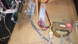 terminator 2 arcade restore u2013 internal clean u0026 tidy part 1