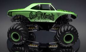 texas monster truck show gas monkey garage monster jam truck to debut in 2016 business wire