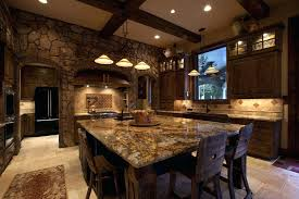 rustic outdoor kitchen ideas rustic kitchen ideas awesome big kitchen in minimalist and rustic