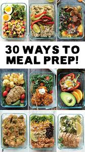 best 25 healthy meal planning ideas on pinterest clean meal