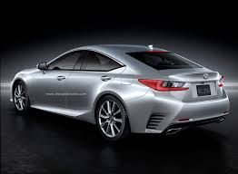 lexus coupe horsepower 2014 lexus rc four door coupe rendering theo chin 2 egmcartech