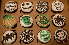 Halloween Cupcakes Ghost Halloween Treat Roundup Cute Delicious