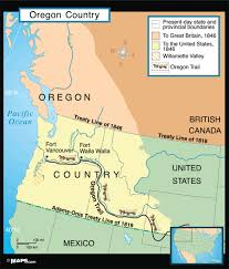 map of oregon country 1846 usah010 h gif
