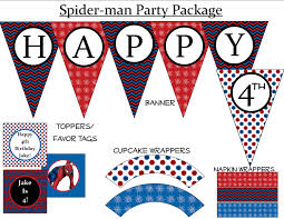 happy birthday banner printable man jerzy decoration