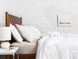 White Bedding Luxury Percale Sheet Sets Parachute