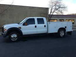 used ford work trucks for sale purchase used ford f450 work crew cab 4x4 diesal work truck in