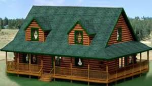 this is my dream house wrap around porch with a red or green