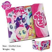 my pony purse anime my pony wallet pink pu women wallet earth ponies