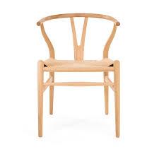 Hansen Patio Furniture by Carl Hansen Oak Wishbone Chair By Hans Wegner U2013 Abc Carpet U0026 Home