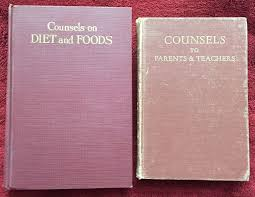 Counsels On Diets And Food 80 Best Livros White Images On Books G