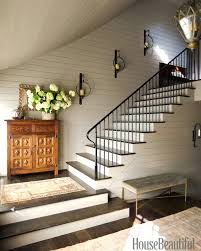 Staircase Decorating Ideas Wall Staircase Wall Sconces Stair Banister Ideas With Stairway Wall